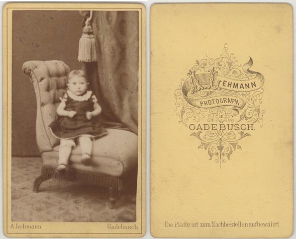 A. Lehmann; Visitformat