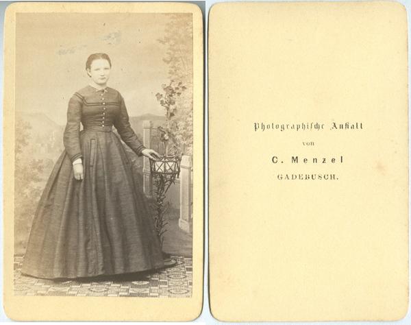 C. Menzel. Visitformat