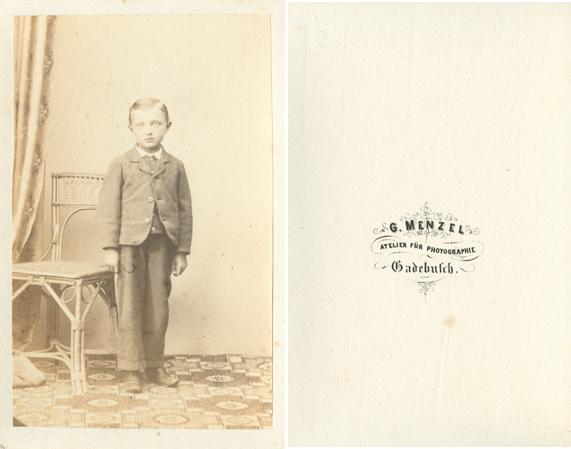 G. Menzel. Visitformat