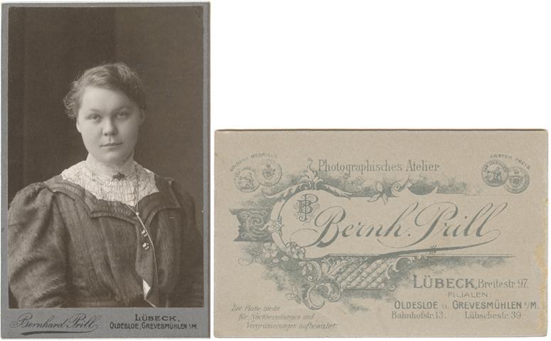 Bernhard Prill; Visitformat; Lübeck, Oldesloe, Grevesmühlen