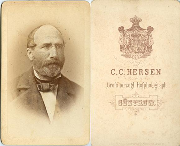 C. C. Hersen; Visitformat