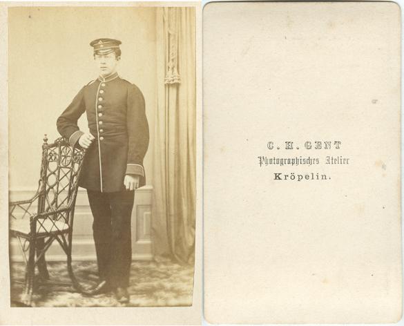 C. H. Gent; Visitformat