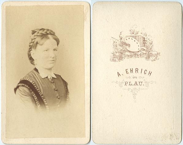 A. Ehrich. Visitformat