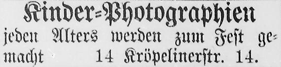 Rostocker Zeitung, 09.12.1880