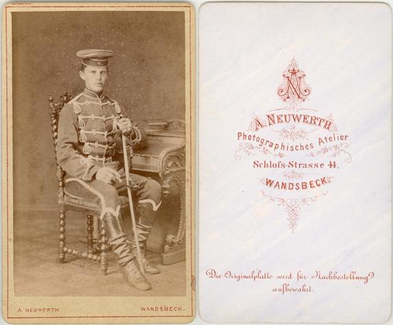 neuwerth-wandsbeck-militaer-cdv-k