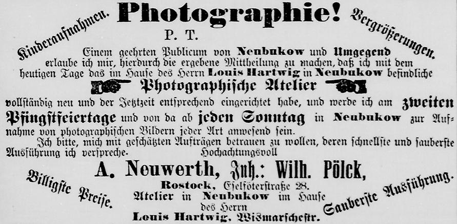 Rostocker Anzeiger, 09.05.1894
