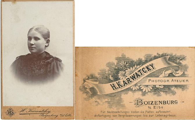 H. Karwatcky; Visitformat