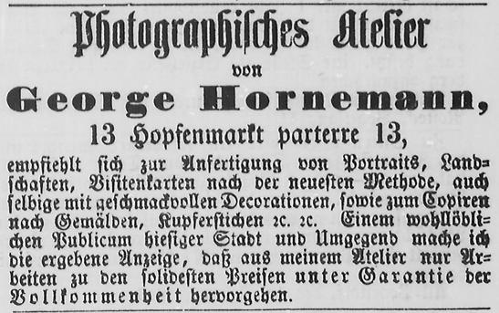 Rostocker Zeitung, 26.02.1863