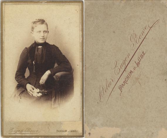 Eugen Bowe; Parchim & Lübz; Visitformat