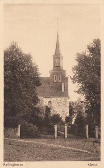 Ansichtkarte, ungelaufen, rückseitiger Aufdruck (nicht abgebildet): Verlag Photograph Vahlendiek, Kellinghusen