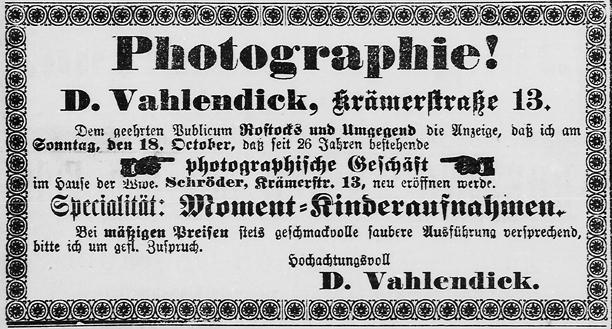 Rostocker Anzeiger, 15.10.1891