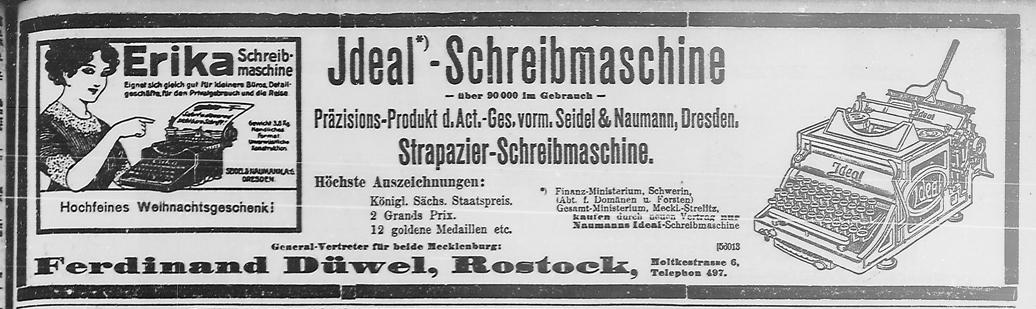 Rostocker Anzeiger, 05.12.1912