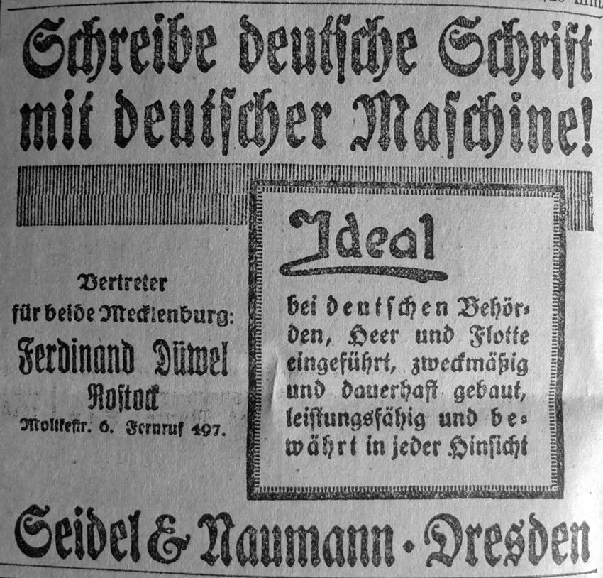 Rostocker Anzeiger, 08.12.1915