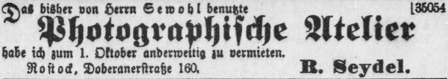 Rostocker Anzeiger, 06.04.1904