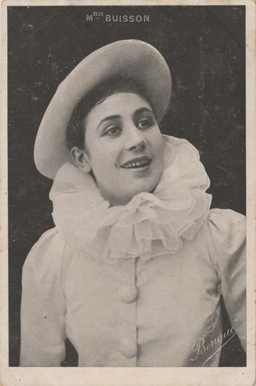 Benque; Ansichtskarte, 1906 gelaufen
