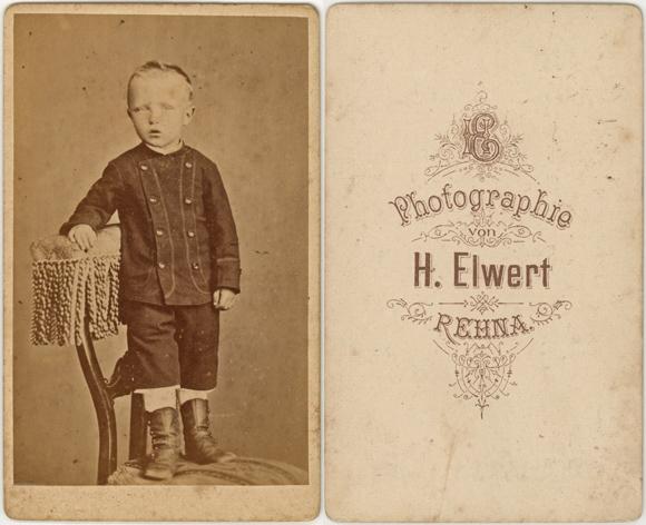 H. Elwert; Visitformat