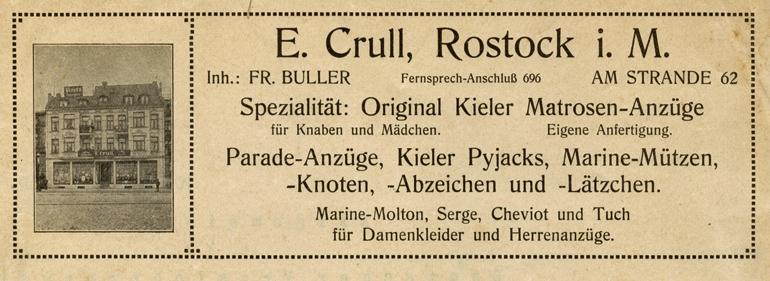 Briefkopf, 1919 gelaufen