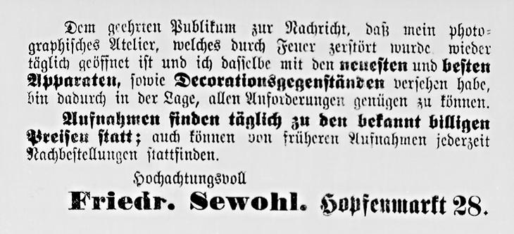 Rostocker Zeitung, 04.04.1890