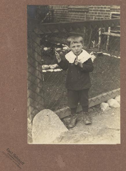 Emil Bohnhoff. Zarrentin, Zweiggeschäft Wittenburg