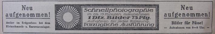 Rostocker Anzeiger, 09.05.1916