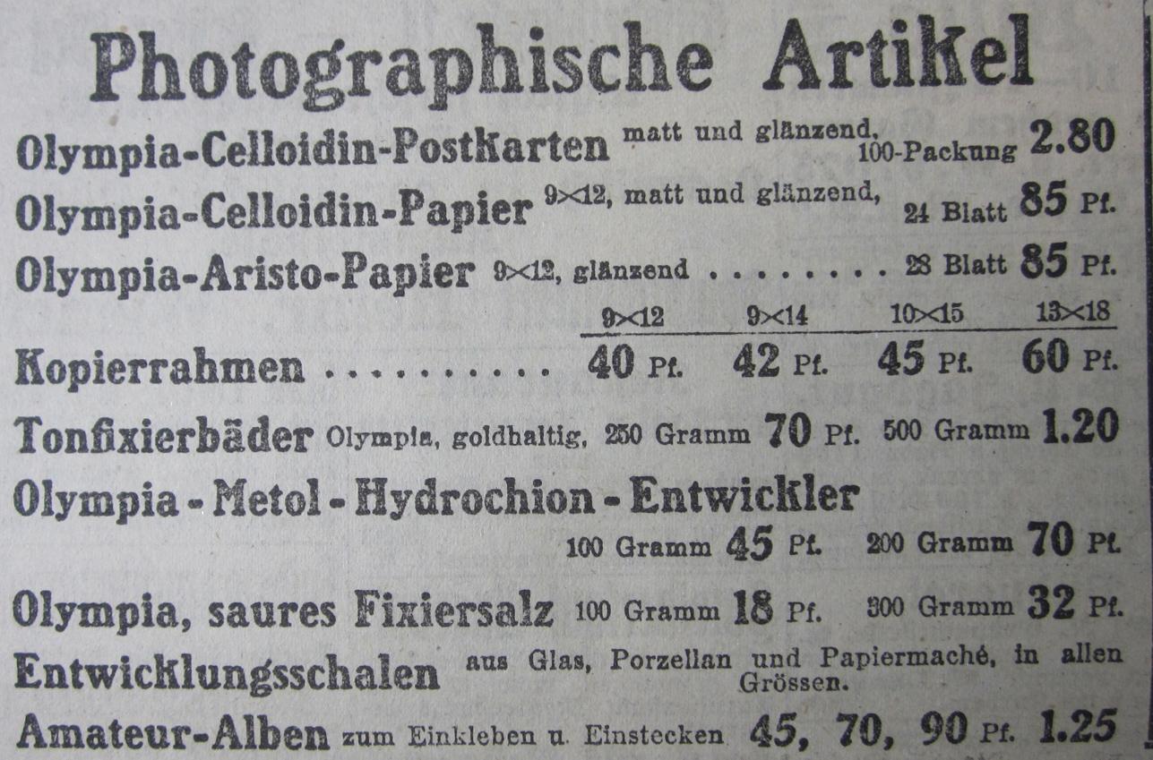 Rostocker Anzeiger, 30.05.1916