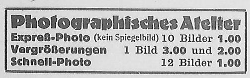 Rostocker Anzeiger, 26.11.1930