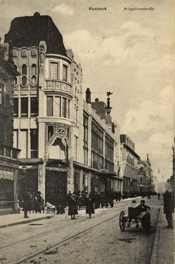 Photo und Verlag A. Nerger, um 1915