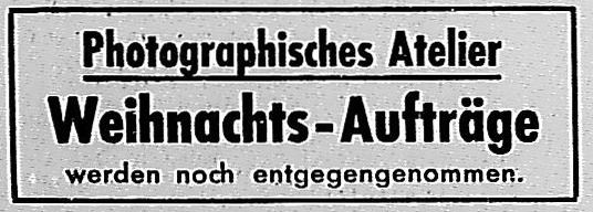 Ausschnitt. Rostocker Anzeiger, 17.12.1933