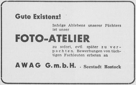 Rostocker Anzeiger 06./07.07.1940