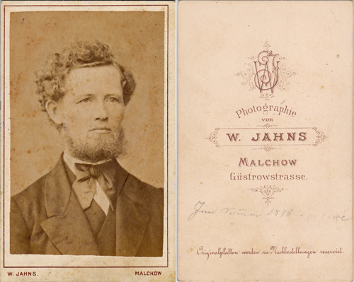 W. Jahns; Visitformat
