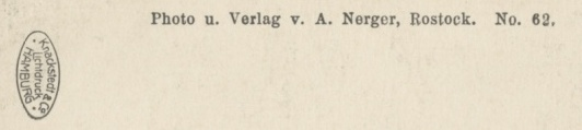 nerger-62-nikolaikirche-lohmuehlengraben-knackstedt-ak-r