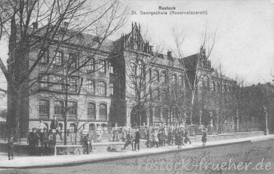 St Georg Schule Rostock