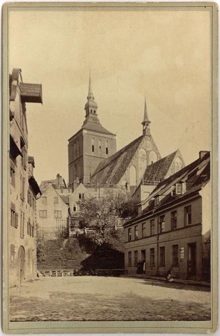Nikolaikirche; ohne Nummer, ohne Urheberangabe
