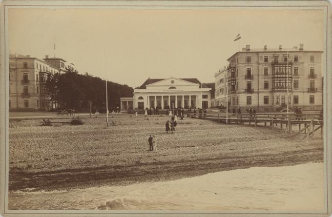 Heiligendamm. 1888