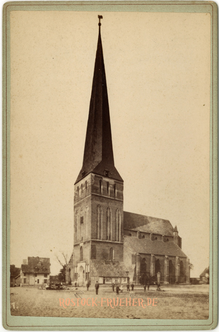 Petri-Kirche, Südseite; Nr. 17