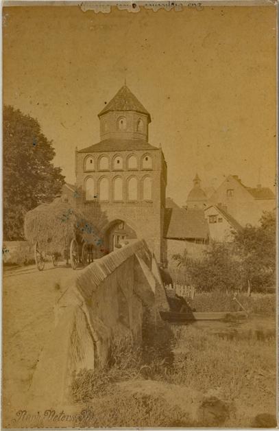 Ribnitz; Rostocker Tor