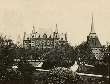 Ständehaus und Steintor