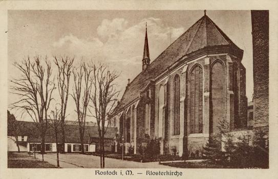 Klosterkirche. Rönnberg