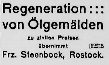 Rostocker Anzeiger, 24.01.1912