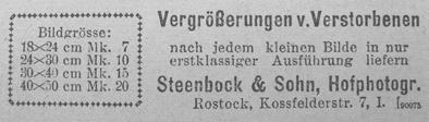Rostocker Anzeiger, 07.04.1916
