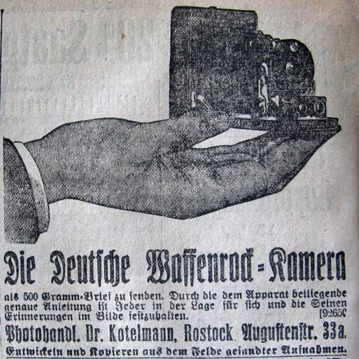 Rostocker Anzeiger, 14.03.1915
