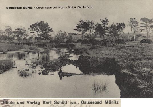 Ansichtskarte, 1925 gelaufen