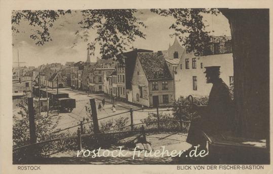 Hafen. 1935 gelaufen
