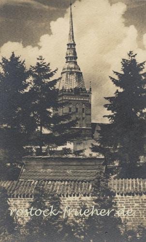 Foto-Postkarte, leicht beschnitten