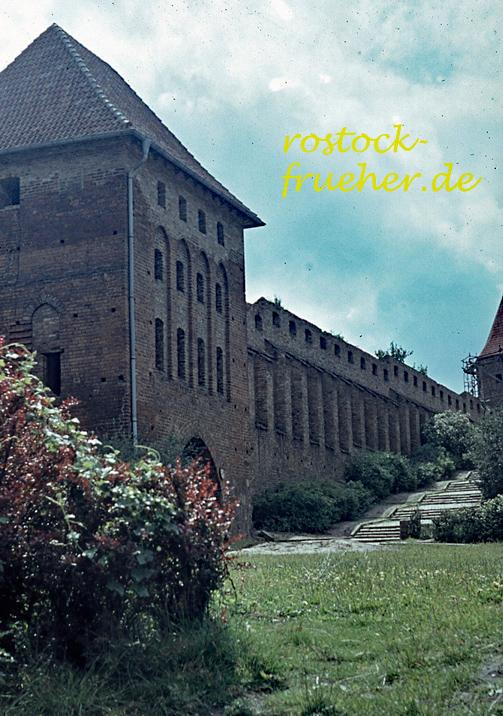 Kuhtor und Stadtmauer