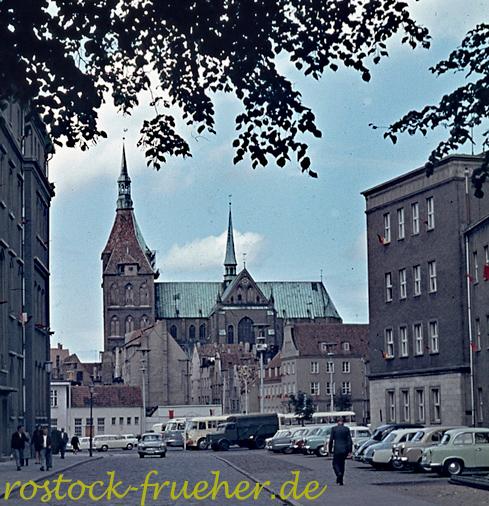 Glatter AAl und Marienkirche