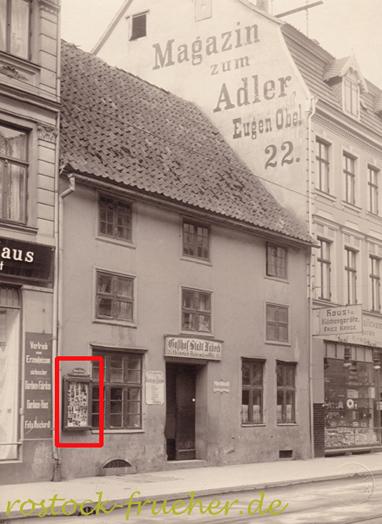 © Hansestadt Rostock, Amt für Kultur, Denkmalpflege und Museen