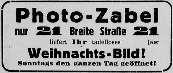 Rostocker Anzeiger, 13.12.1930