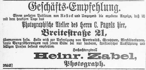Rostocker Anzeiger, 06.06.1900