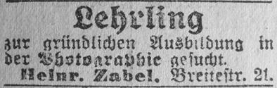 Rostocker Zeitung, 20.03.1915